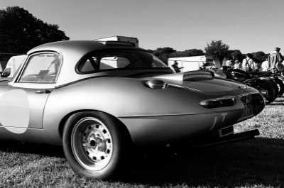 Jaguar E Type - An owner's perspective