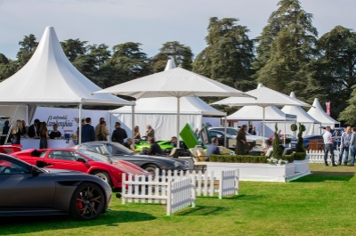 Lockton Performance to sponsor inaugural prestige car club trophy at Salon Privé